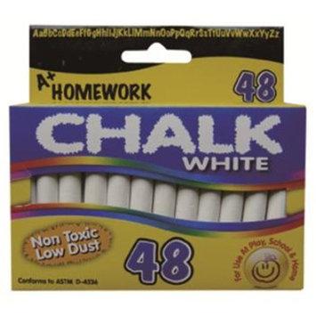 A+homework Chalk - White - 3