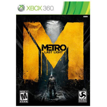 D3 Publisher Metro Last Light (Xbox 360) - Pre-Owned