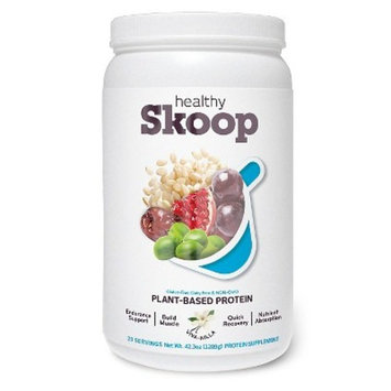 Healthy Skoop Viva-Nilla Plant Based Protein Powder - 42.3 oz
