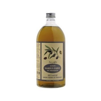 Savon De Marseille Liquid Soap - Refill 33.8 Fl Oz