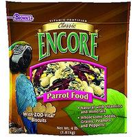 F.m. Brown Pet F.M. Browns Encore Classic Natural Parrot Food
