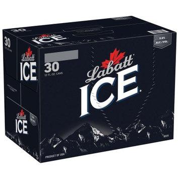 Labatt Ice Lager Beer 30-12 fl. oz. Cans
