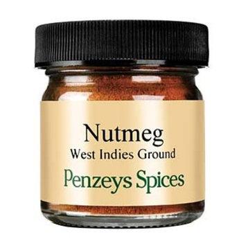Nutmeg Ground Grenada by Penzeys Spices 1/2 cup jar