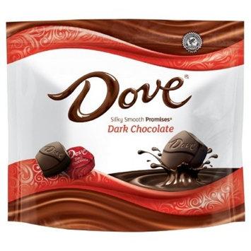 Dove Promises Dark Chocolate Candies - 8.5oz