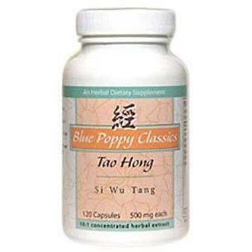 Tao Hong Si Wu Tang 120 caps by Blue Poppy