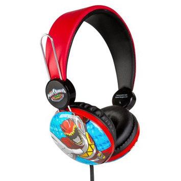 Sakar Power Rangers Headphones