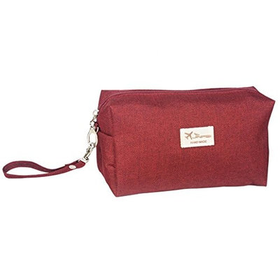 Floralby Travel Toiletry Bag Women Cosmetic Bag Makeup Pouch Bag