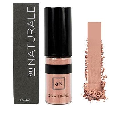 Au Naturale Pure Powder Blush in Gilded Sunset | Vegan | Organic | Made in USA