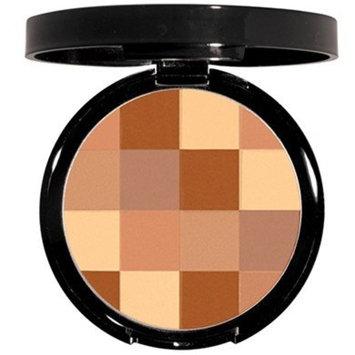 Mosaic Finishing Bronzing Face Powder - Hypoallergenic - Create a Bronze Glow That Enhances Any Skin Tone .37 oz