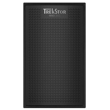 TrekStor(R) DataStation(R) picco External USB 3.0 Hard Drive, 512GB