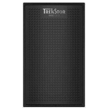 TrekStor(R) DataStation(R) picco External USB 3.0 Hard Drive, 256GB