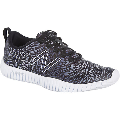New Balance 99 Flexonic Women's Training Shoes, Size: 10, Grey (Charcoal)