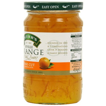 Duerrs Fine Cut Marmalade 454 g (Pack of 6)