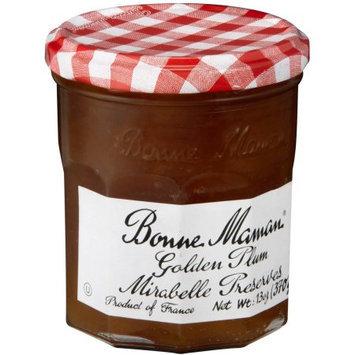 Bonne Maman Mirabelle Golden Plum Preserves, 13 oz, (Pack of 4)
