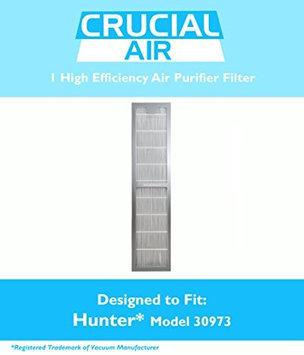 Crucial Air Hunter 30973 Air Purifier Filter Fits 30890 & 30895 Models