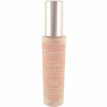 Couleur Caramel - Hydra Jeunesse Fluid Foundation N°22 Rosy Beige Bottle / 1.01 fl. oz. - 30 mL.