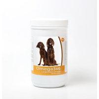 Healthy Breeds 840235143352 Irish Setter Omega 3 & 6 Soft Chews - 120 count