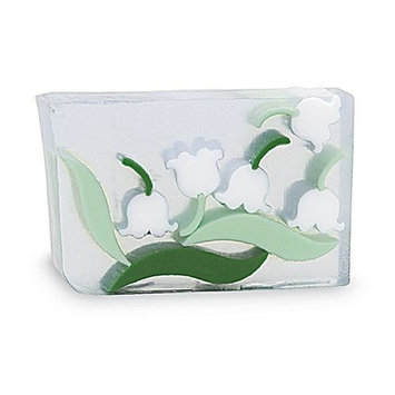 Primal Elements Sliced Soap Loaf, Handmade Natural Glycerin Rich Formula, 5 LB, Lily of The Valley