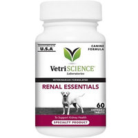 Vetri-Science Laboratories Canine Renal Essentials Chewable Tablets