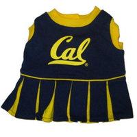Pets First Inc. Pets First 3996381 Cal Berkeley Cheerleader Dog Dress Xtra Small