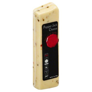 Anderson International Foods Natural & Kosher Pepper Jack Cheese Chnk