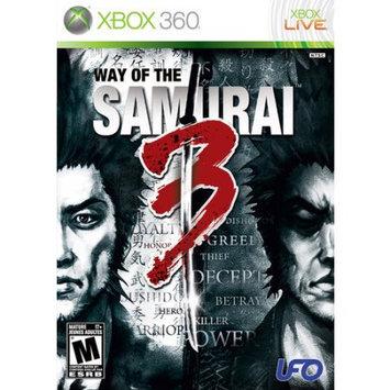 Ufo Interactive Way of the Samurai 3 - Xbox 360 - Xbox 360 Games