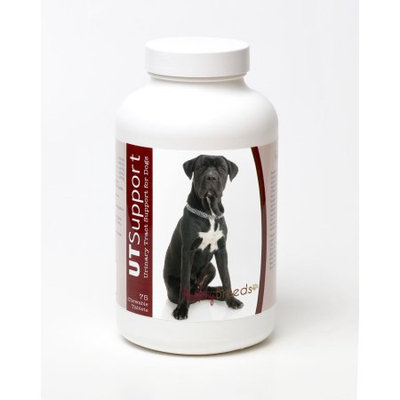 Healthy Breeds 840235144540 Cane Corso Cranberry Chewables - 75 Count