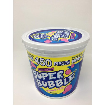 Super Bubble Bucket Original, 450 Count