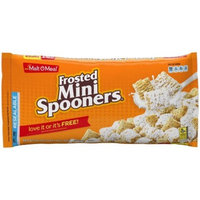 Malt-O-Meal Breakfast Cereal, Frosted Mini Spooners, 50.1 Oz, Zip Bag
