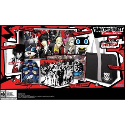 U & I Entertainment Persona 5 Take Your Heart Premium Edition - Playstation 4