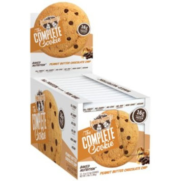 Complete Cookie - PEANUT BUTTER CHOCOLATE CHIP (12 Cookie(S)) by Lenny & Larrys at the Vitamin Shoppe