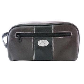 Clemson Brown Toiletry Bag