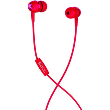 Soul LIT Earbuds (Red)