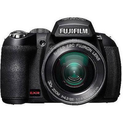 Fuji FinePix HS20 EXR Digital Camera (Black)