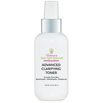 Hydrating Toner Advanced Clarifying Anti Aging & Acne Facial Toner - Breakouts, Wrinkles, Pigmentation