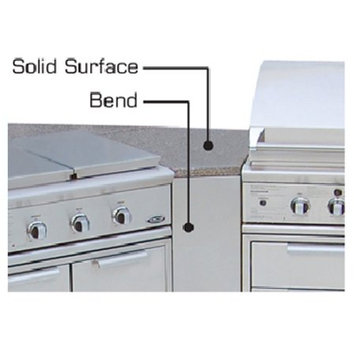 Dcs Grills DCS CADBND Brushed Stainless Steel Bend Unit