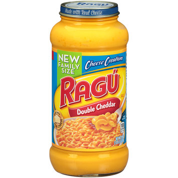 Ragu® Cheese Creations Double Cheddar Cheese Sauce 21.5 oz. Jar