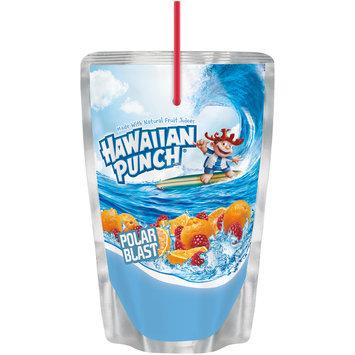 Hawaiian Punch Polar Blast, 6 Fl Oz Pouches, 10 Pack