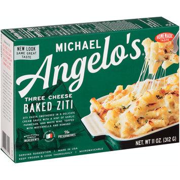 Michael Angelo's® Three Cheese Baked Ziti