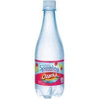 Ozarka Sparkling Water, Raspberry Lime, 16.9 fl. Oz. plastic bottles
