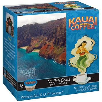 Kauai Coffee® Na Pali Coast Dark Roast Single Serve Coffee 1 Pods
