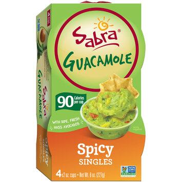 Sabra® Spicy Guacamole Singles 4-2 oz. Pack