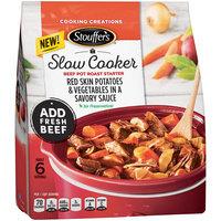 Stouffer's Slow Cooker Beef Pot Roast Starter