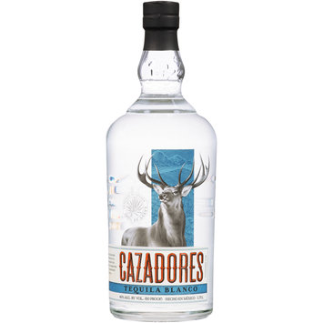 Cazadores Blanco Tequila 1.75L