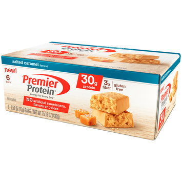 Premier Protein® Salted Caramel High Protein Bar 6-2.53 oz. Bar