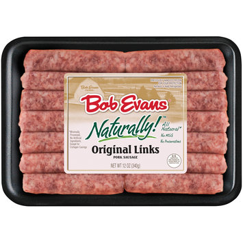 Bob Evans® Naturally! Original Links 12 oz. Package