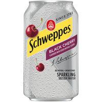 Schweppes® Black Cherry Sparkling Seltzer Water