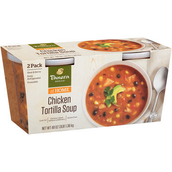 Panera Bread® at Home Chicken Tortilla Soup