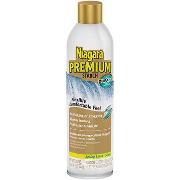 Niagara® Premium Starch Spring Linen™ Scent 20 oz. Aerosol Can