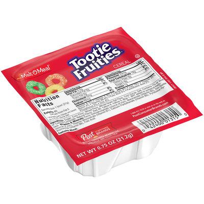 Malt O Meal® Tootie Fruities® Cereal 0.75 oz. Bowl